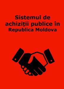 Book Cover: Sistemul de achiziții publice în Republica Moldova